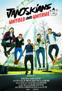 Janoskians: Untold and Untrue 2015 poster