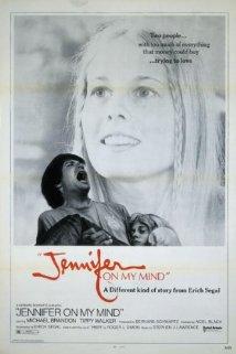 Jennifer on My Mind 1971 poster