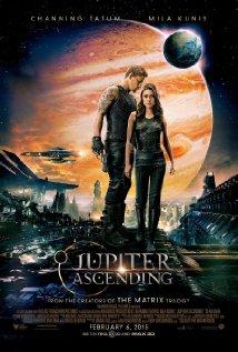 Jupiter Ascending (2015) cover