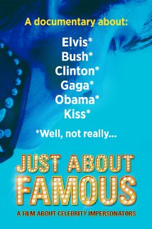 Just About Famous (2015) cover