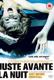 Juste avant la nuit (1971) cover