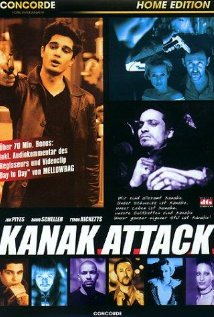 Kanak Attack (2000) cover