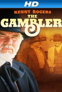 Kenny Rogers as The Gambler (1980) cover