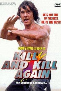 Kill and Kill Again (1981) cover