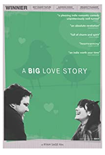 A BIG Love Story (2012) cover