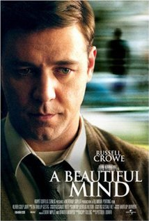 A Beautiful Mind (2001) cover