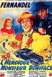 L'héroïque Mr Boniface 1949 poster