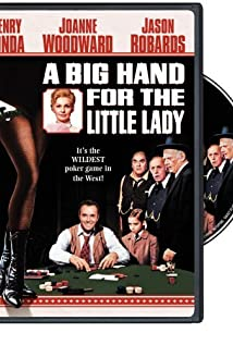 A Big Hand for the Little Lady (1966) cover