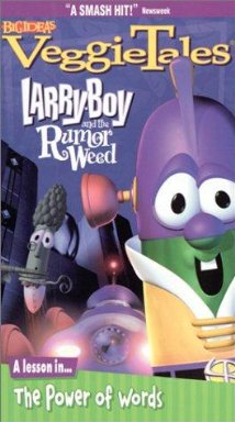 Larry-Boy and the Rumor Weed 1999 poster
