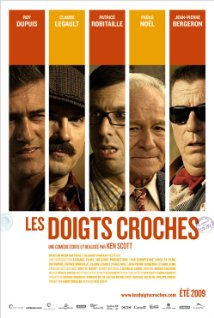 Les doigts croches (2009) cover