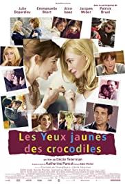 Les yeux jaunes des crocodiles (2014) cover