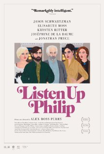 Listen Up Philip (2014) cover