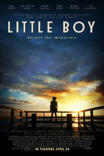 Little Boy (2015) cover