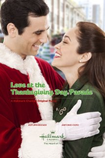 Love at the Thanksgiving Day Parade (2012) cover