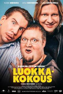 Luokkakokous (2015) cover
