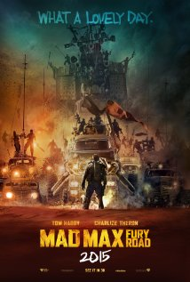 Mad Max: Fury Road (2015) cover