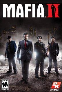 Mafia II (2010) cover