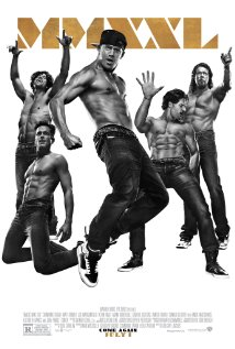 Magic Mike XXL 2015 poster