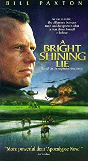 A Bright Shining Lie 1998 poster