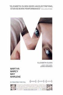 Martha Marcy May Marlene (2011) cover