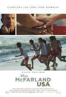McFarland, USA 2015 poster