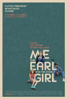 Me and Earl and the Dying Girl 2015 poster
