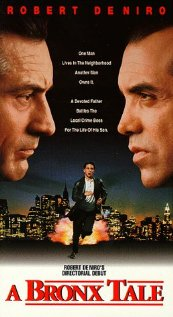 A Bronx Tale (1993) cover