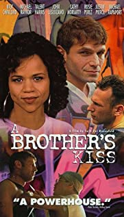 A Brother's Kiss 1997 poster