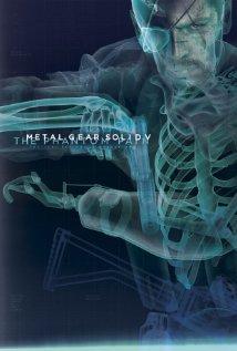 Metal Gear Solid V: The Phantom Pain 2015 poster