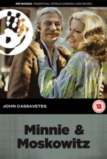 Minnie and Moskowitz (1971) cover