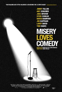 Misery Loves Comedy (2015) cover