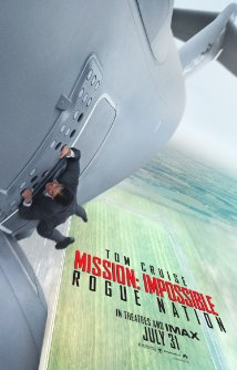Mission: Impossible - Rogue Nation (2015) cover