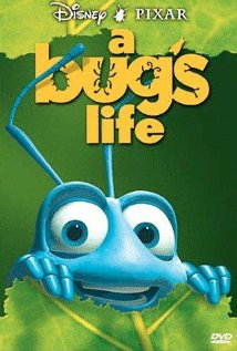 A Bug's Life (1998) cover