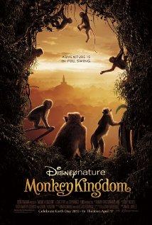 Monkey Kingdom (2015) cover