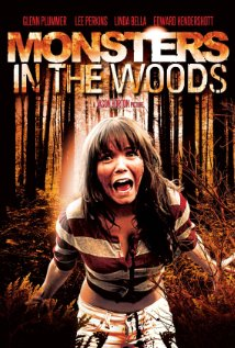 Monsters in the Woods (2012) cover
