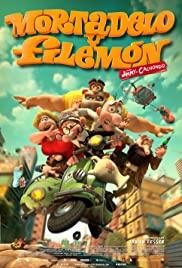 Mortadelo y Filemón contra Jimmy el Cachondo (2014) cover