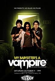 My Babysitter's a Vampire (2010) cover