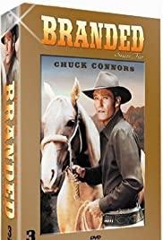 Branded (1965) cover
