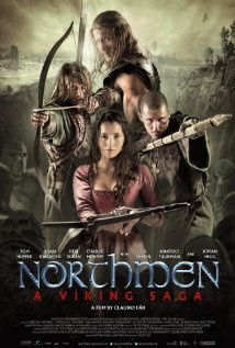 Northmen - A Viking Saga (2014) cover