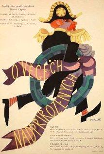 O vecech nadprirozených 1959 poster