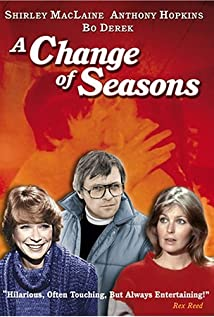 A Change of Seasons (1980) cover