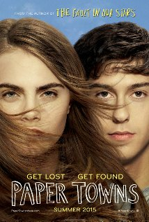 Paper Towns (2015) cover