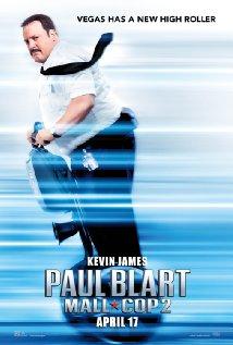Paul Blart: Mall Cop 2 (2015) cover