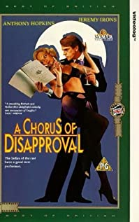 A Chorus of Disapproval 1989 poster