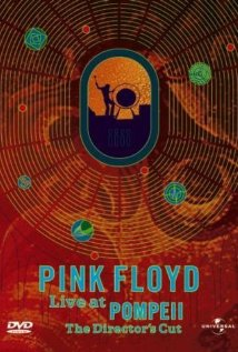 Pink Floyd at Pompeii (1972) cover