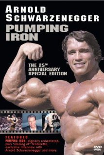 Pumping Iron (1977) cover