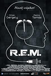 R.E.M. 2015 poster