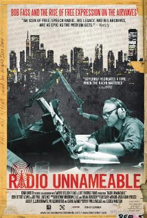 Radio Unnameable (2012) cover