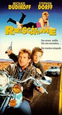 Rescue Me (1992) cover