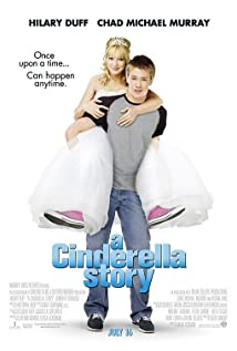 A Cinderella Story (2004) cover